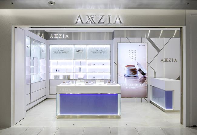 AXXZIA GINZA SIX店 内観