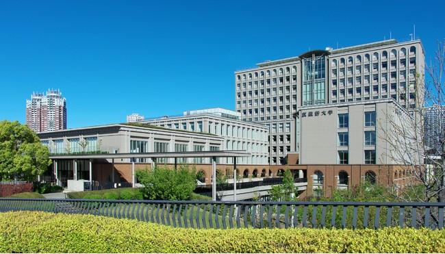 武蔵野大学有明キャンパス外観