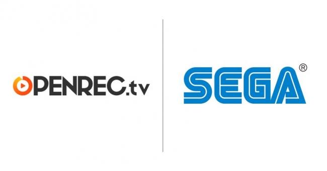 業界初、ゲーム動画配信プラットフォーム「OPENREC.tv」は株式会社セガ ...