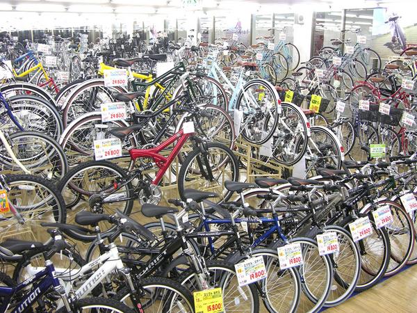 シーズンは通勤・通学自転車 ...
