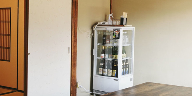 個室内冷蔵庫