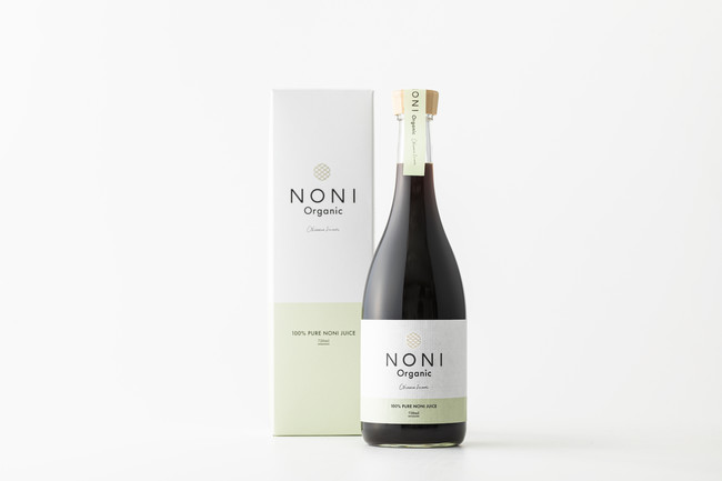 100%国産オーガニックノニジュース「NONI Organic」