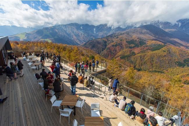 白馬岩岳エリア、産官協働による眺望を活かした地域再生が評価されて「第6回美し国づくり大賞」を受賞