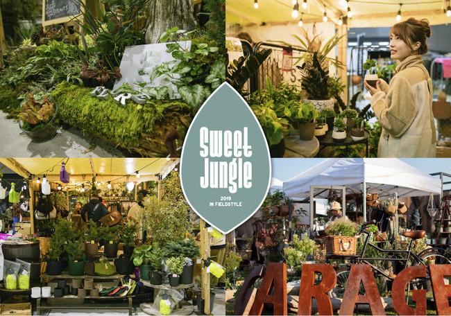 Sweet Jungle ©FIELDSTYLE
