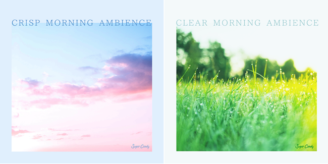 『Morning Ambience』シリーズ