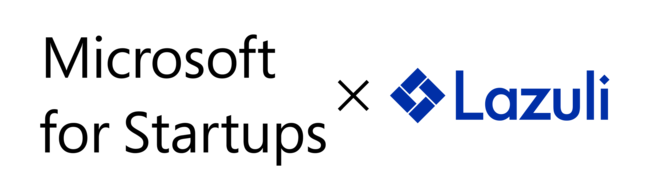 LazuliがMicrosoft for Startupsに採択
