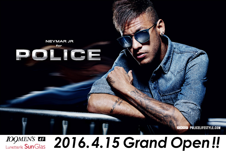 c1777c20d7f7 2016年4月15日 渋谷109MEN'Sにサングラスショールーム『Lunetterie SunGlas』がオープン!!