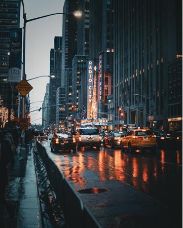 VICE VERSAがインスピレーションを得たNYの街並み