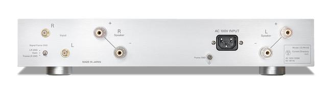 CD-PA100 ボリュームレスモデル(背面)