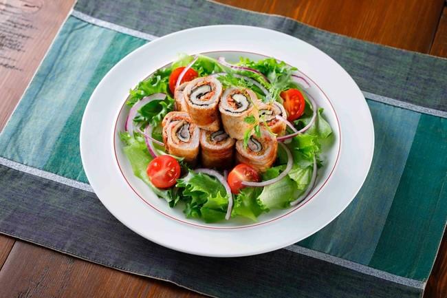 キムチ サラダ いち りき