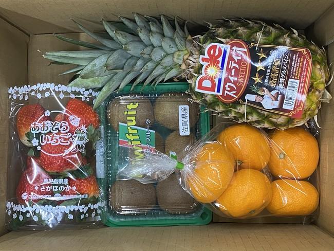 果物セット 1,000円