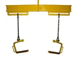 軽量コイル吊りフック+天秤