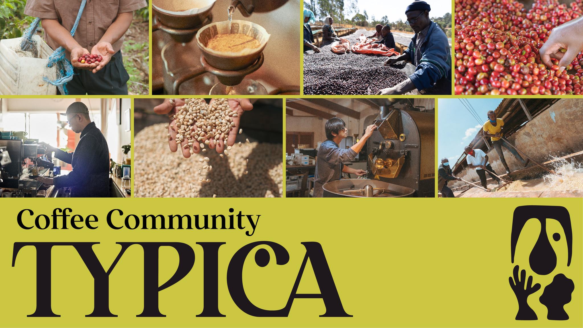 コーヒー生豆流通のDXを加速!世界初のオンラインプラットフォームTYPICA(ティピカ)が本格ローンチ。コーヒー生産者とロースターによる、麻袋一袋単位でのコーヒー生豆ダイレクトトレードが可能に。