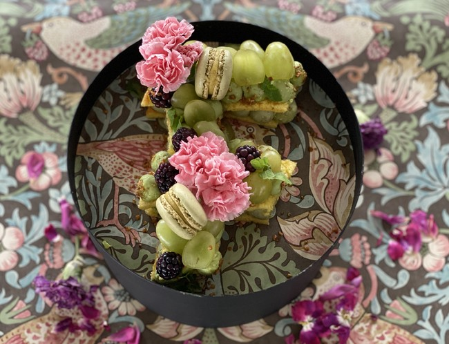 Flower Lettercake® DANDY fromage