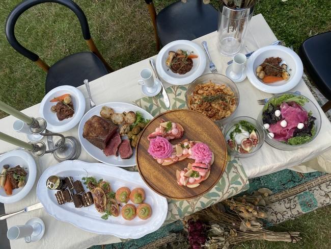 Flower Lettercake® PartyKit_Scene