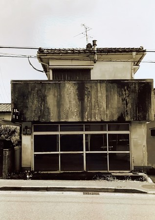 ▲創業当時は店舗付きの住宅で健康食品を販売