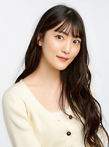 養護教師・真希野玲香役 古賀葵