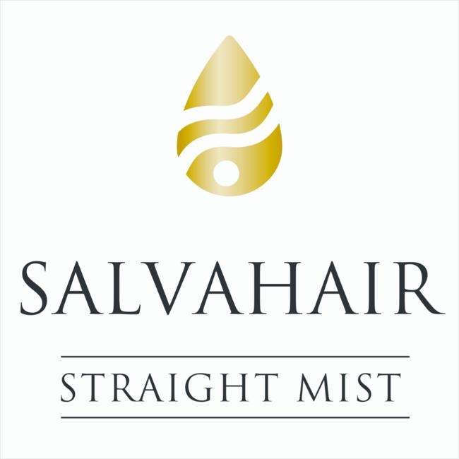 ブランド名:SALVAHAIR(サルバヘアー)ロゴ