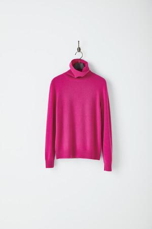 3.タートルネックセーター S・M・L 11,000円 LL 12,100円