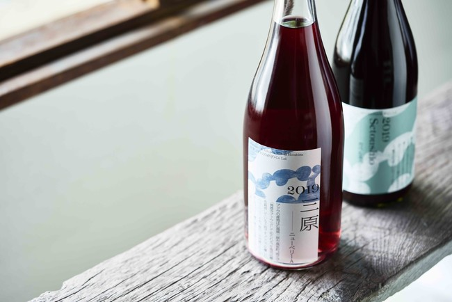 瀬戸内醸造所/スパークリングワインSETOUCHI Hare series2019MIHARA ニューベリーA