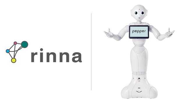 図右:Pepper (C) Softbank Robotics