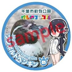 【販売】缶バッジ_フンボルトペンギン