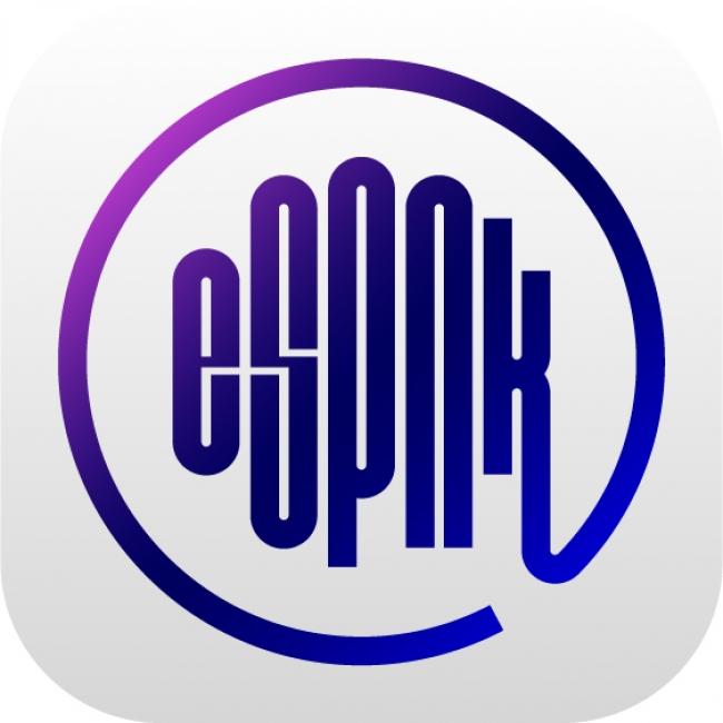 ▲「ESPERNETWORK」アプリアイコン