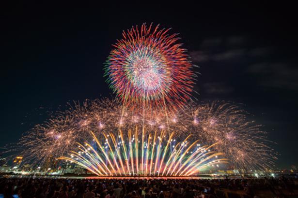 今年は観覧術を身に付けて、快適に花火を見よう!