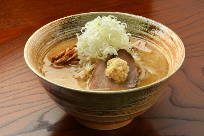 味噌ラーメン(拉麺ひなた)