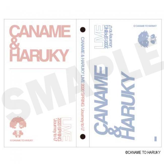 「カナメとハルキー」チェキケース