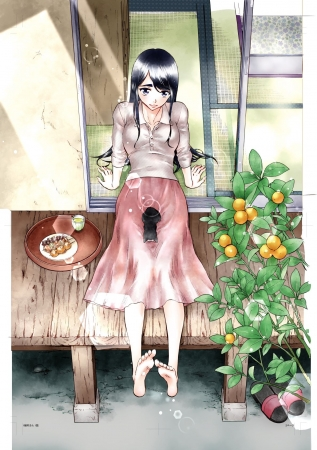 『細村さんと猫のおつまみ』