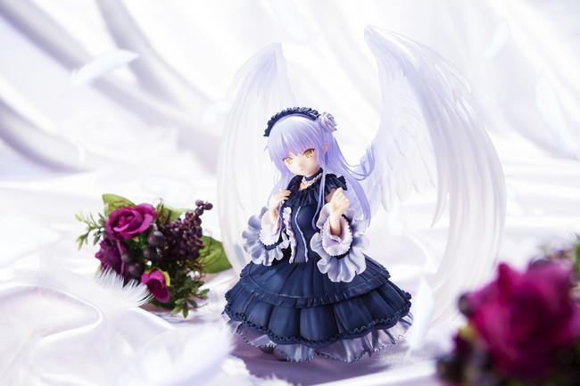 17スケール塗装済み完成品フィギュア Angel Beats! 立華かなで Key20周年記念ゴスロリver.