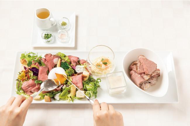 名古屋マリオットアソシアホテルの東海W25周年メニューは、25の食材を使用!