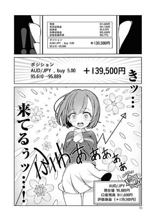 『FX戦士くるみちゃん』1巻より