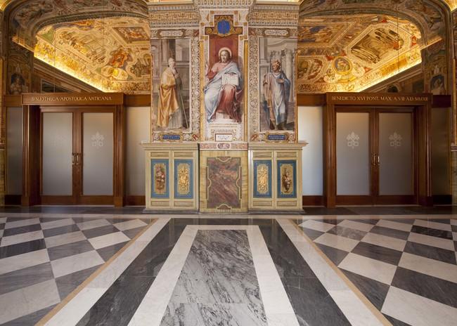 ©Apostolic Vatican Library
