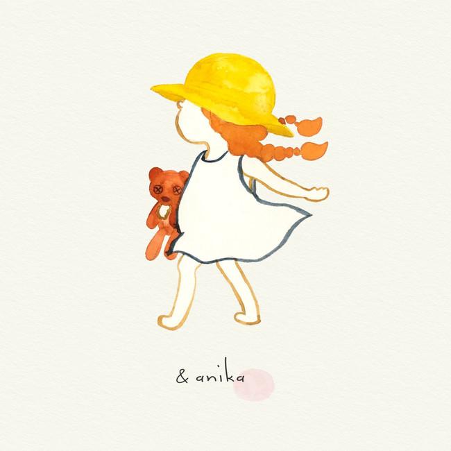 anika(アニカ)は、7歳の赤毛の女の子。