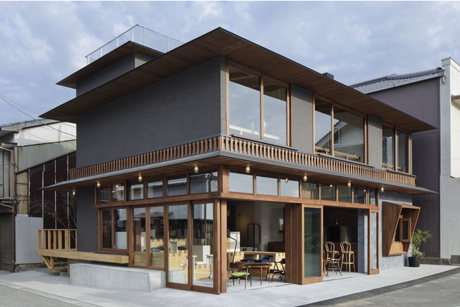 地域住民と旅行者が集う「街のリビングルーム」、SOIL SETODA(ソイル瀬戸田)4月10日グランドオープン