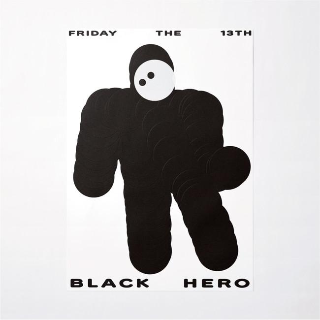 BLACK HERO(ブラックパワーの集合体)