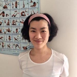 Yumi Yoga講師