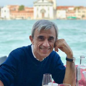 フィレンツェ出身Alberto講師