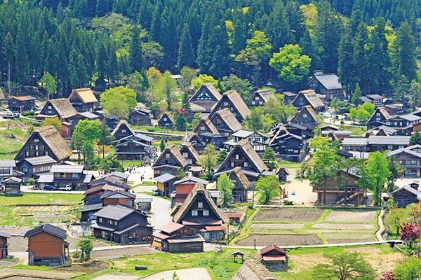 白川郷(岐阜県)