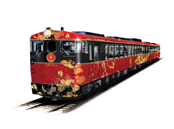 「花嫁のれん」<JR西日本、IRいしかわ鉄道>