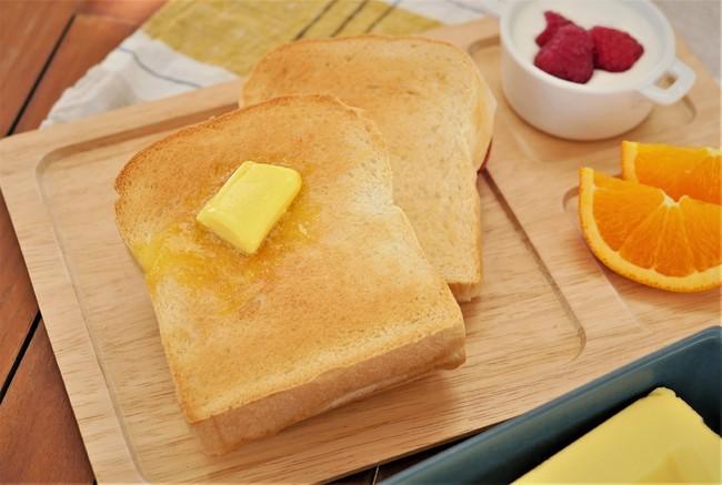 焼いておいしいトースト#スチパン