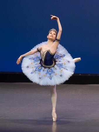 家喜麻衣さんはボリショイバレエ学校への留学経験がある