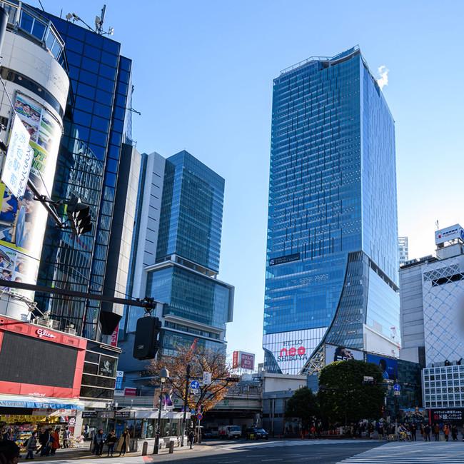 画像提供:渋谷スクランブルスクエア