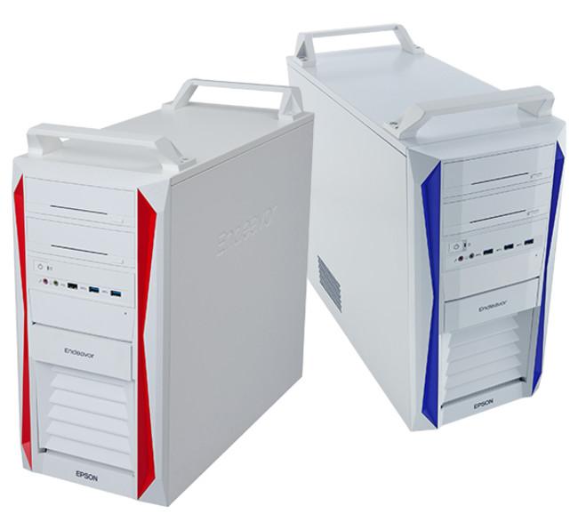 左:Endeavor Pro9050a 右:Endeavor Pro9100