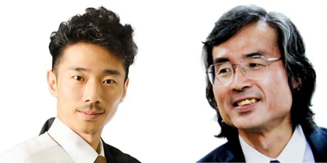 左:青木医師 右:秋山医師
