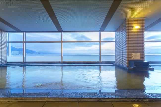 琵琶湖ホテル 瑠璃温泉