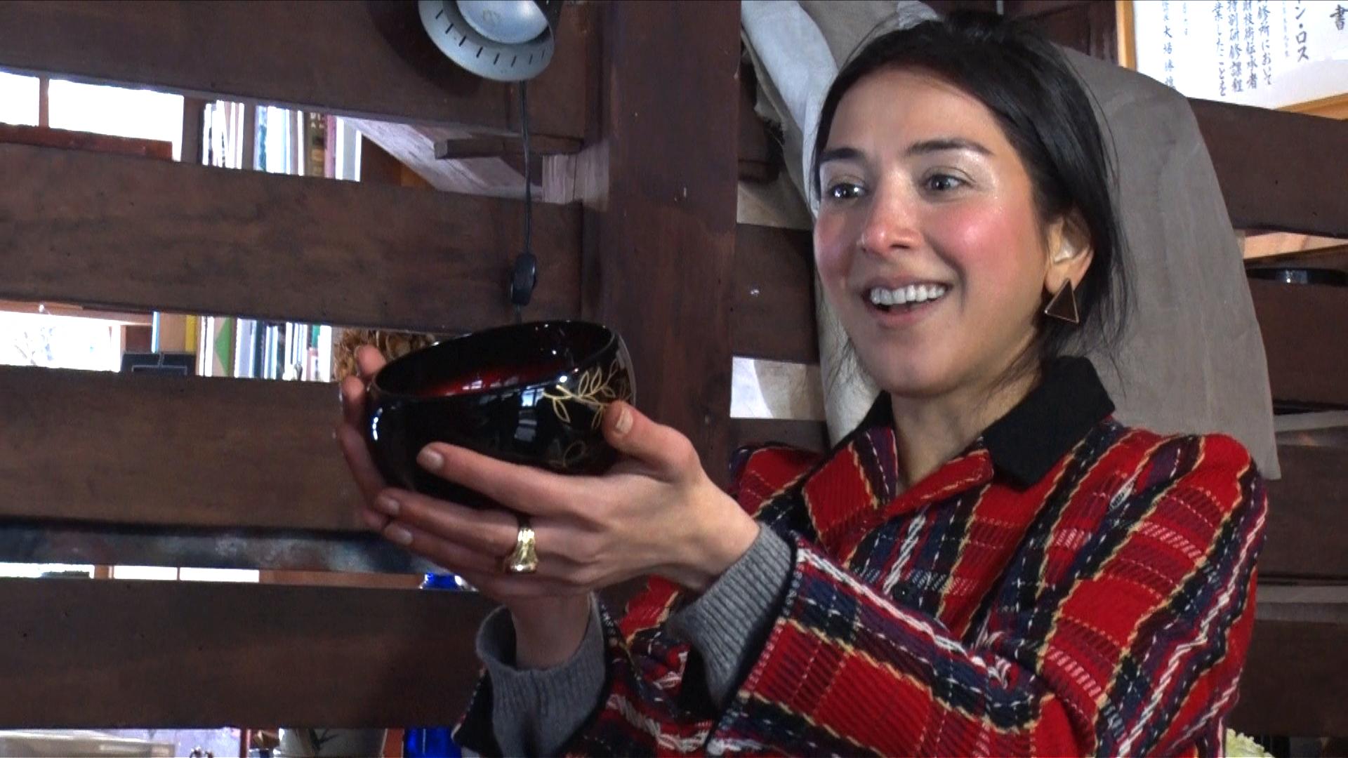 サヘル・ローズが「石川県」のイチオシを発掘!輪島塗に魅了されたイギリス人漆塗り職人や金沢の珠玉の和菓子など、地方のイチオシが目白押し!