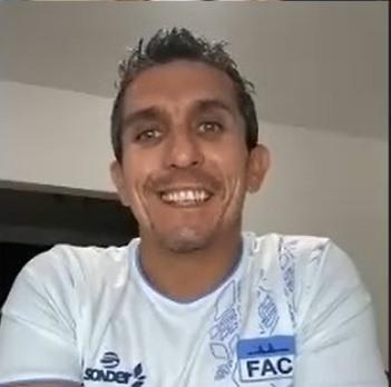 アルゼンチ共和国パラ・カヌー代表 ルーカス・ディアス選手